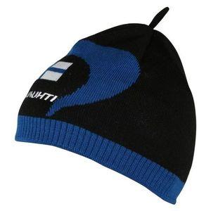 Lyžiarska čiapka Vauhti, modro čierna vyobraziť