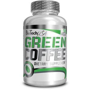 Green Coffee - Biotech USA 120 kaps vyobraziť