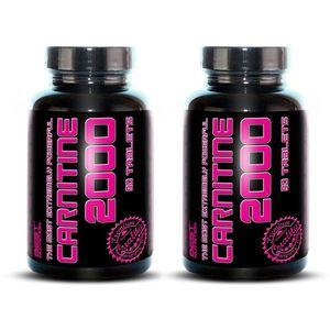 1+1 Zadarmo: Carnitine 2000 od Best Nutrition 90 tbl. + 90 tbl. vyobraziť