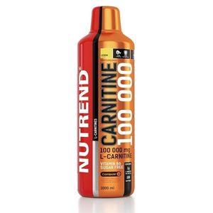 Carnitine 100 000 od Nutrend 1000 ml. Citrón vyobraziť