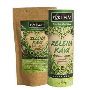 Zelená káva vyobraziť