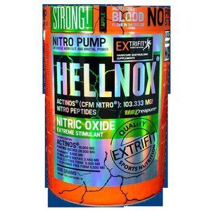 Hellnox Muscle Pump - Extrifit 620 g Pomaranč vyobraziť