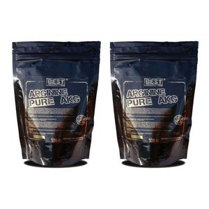 1+1 Zadarmo: Arginine pure AKG od Best Nutrition 250 g + 250 g vyobraziť