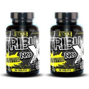 1+1 Zadarmo: TribuNOX od Best Nutrition 90 tbl. + 90 tbl. vyobraziť