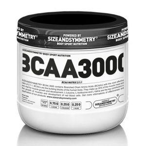 BCAA 3000 - Sizeandsymmetry 200 kaps. vyobraziť