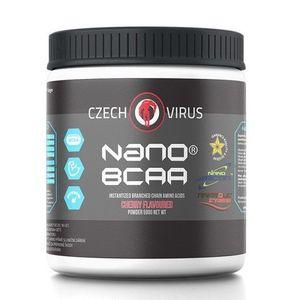 Nano BCAA - Czech Virus 500 g Cherry vyobraziť