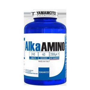 Alka Amino (aminokyseliny + vitamíny) - Yamamoto 240 tbl. vyobraziť