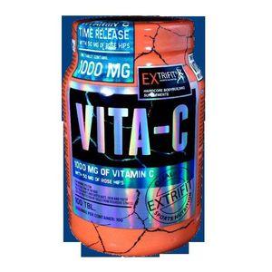 Vita-C 1000 - Extrifit 100 tbl. vyobraziť