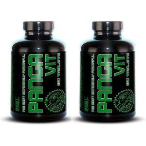 1+1 Zadarmo: Panga Vit od Best Nutrition 250 tbl. + 250 tbl. vyobraziť