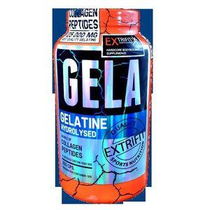 Gela Gelatine Hydrolysed - Extrifit 250 kaps. vyobraziť