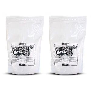 1+1 Zadarmo: Maltodextrín od Best Nutrition 1, 0 kg + 1, 0 kg vyobraziť