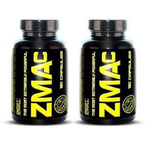 1+1 Zadarmo: ZMAc od Best Nutrition 120 kaps. + 120 kaps. vyobraziť