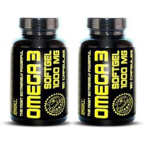 1+1 Zadarmo: Omega 3 od Best Nutrition 120 kaps. + 120 kaps. vyobraziť