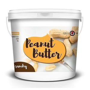 Peanut Butter - Czech Virus 1000 g Crunchy vyobraziť