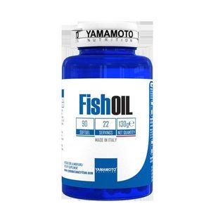 Fish Oil - Yamamoto 200 softgels vyobraziť