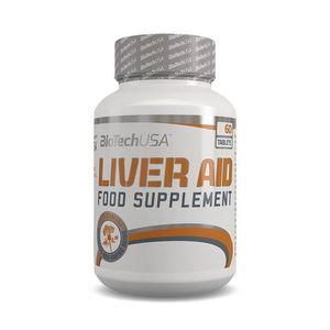 Liver Aid - Biotech USA 60 tbl. vyobraziť