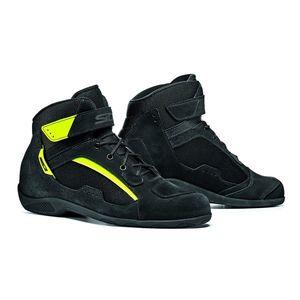 Pánske nízke moto topánky vyobraziť