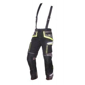 Pánske textilné moto nohavice Spark Mizzen červeno-čierna - 6XL (47 ... 5a1ab9770fb