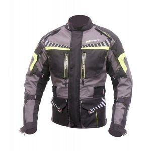 Moto bunda Spark Roadrunner čierna - 6XL vyobraziť