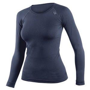 Dámske termo tričko s dlhým rukávom Coolmax sladovka - L/XL vyobraziť