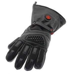 Vyhrievané lyžiarske a moto rukavice Glovii GS1 čierna - XL vyobraziť