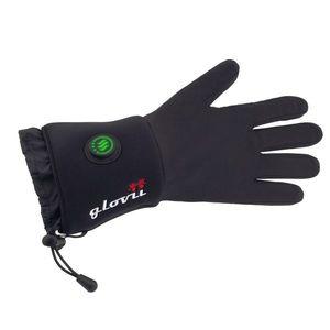 Univerzálne vyhrievané rukavice Glovii GL biela - S-M vyobraziť