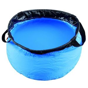 Skladacia nádrž na vodu AceCamp Nylon Basin 10 l vyobraziť