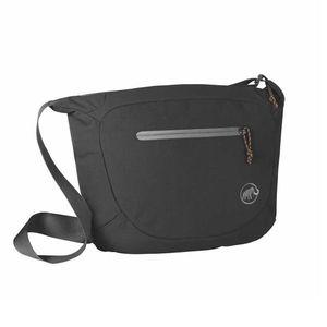 Taška cez rameno MAMMUT Shoulder Bag Round 8 l Black vyobraziť