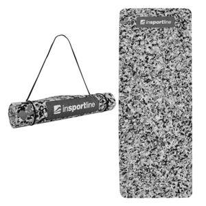 Podložka na cvičenie inSPORTline Camu 173x61x0, 4 cm hnedý maskáč vyobraziť