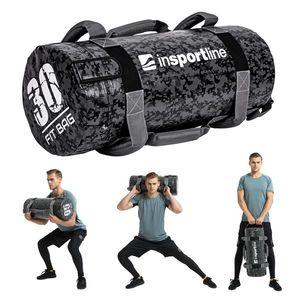 Posilňovací vak s úchopmi inSPORTline Fitbag Camu 30 kg vyobraziť