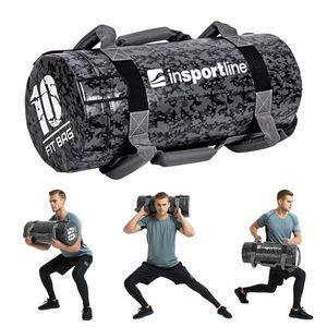 Posilňovací vak s úchopmi inSPORTline Fitbag Camu 10 kg vyobraziť