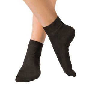 Stredné bambusové ponožky Bamboo biela - 44 47 (49 kúskov ... 6ef73ac780