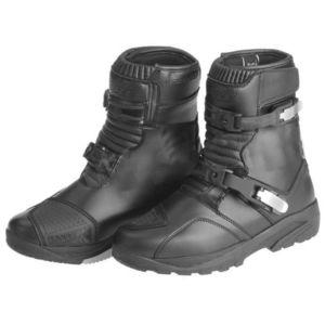 Moto topánky KORE Adventure Mid čierna - 48 vyobraziť