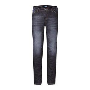 Dámske moto jeansy PMJ Legend Lady modrá - 28 vyobraziť