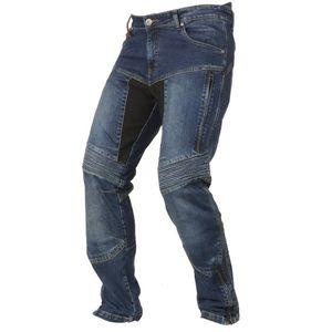 Pánske moto jeansy Ayrton 505 modrá - 44/34 vyobraziť