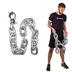 Vzpieračská reťaz inSPORTline Chainbos 20 kg vyobraziť