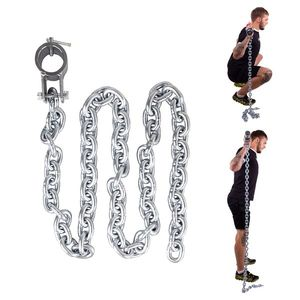 Vzpieračská reťaz inSPORTline Chainbos 15 kg vyobraziť