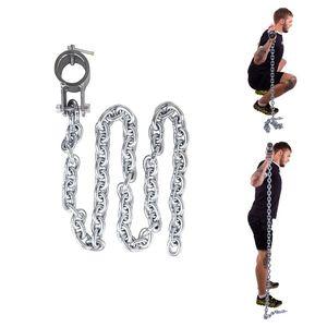 Vzpieračská reťaz inSPORTline Chainbos 5 kg vyobraziť