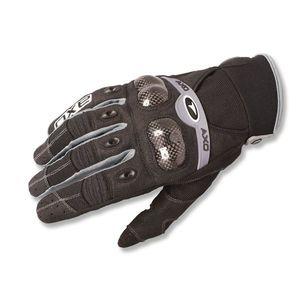 Motokrosové rukavice AXO VR-X modrá - XL vyobraziť