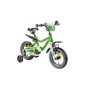 "Detský bicykel Kawasaki Juniso 12"" - model 2018 vyobraziť"