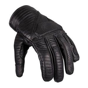 Kožené moto rukavice W-TEC Brillanta čierna - 3XL vyobraziť
