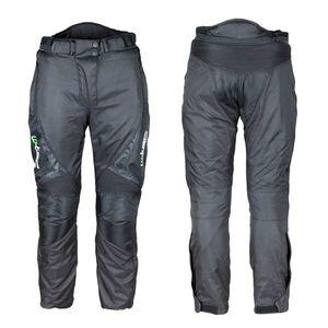 Unisex moto nohavice W-TEC Mihos NEW čierna - 5XL vyobraziť