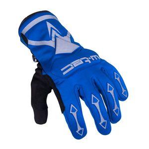 Cyklo a moto rukavice W-TEC Belter B-6044 modrá - XXL vyobraziť