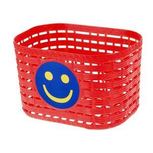 Detský predný košík plast žltá vyobraziť
