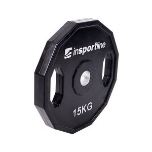 Fitness/Posilňovanie/Kotúče/S priemerom 30 mm/Oceľové kotúče inSPORTline vyobraziť