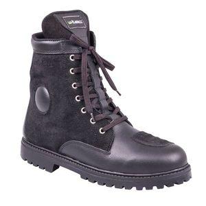 Moto topánky W-TEC Highlander čierna - 46 vyobraziť