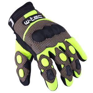 Motokrosové rukavice W-TEC Derex GID-30007 čierno-žltá - XXL vyobraziť