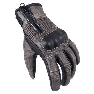 Pánske moto rukavice W-TEC Davili čierno-hnedá - 3XL vyobraziť