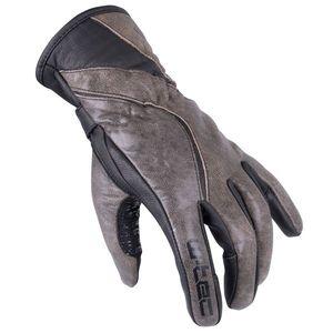 Dámske moto rukavice W-TEC Sheyla GID-16035 hnedá - L vyobraziť