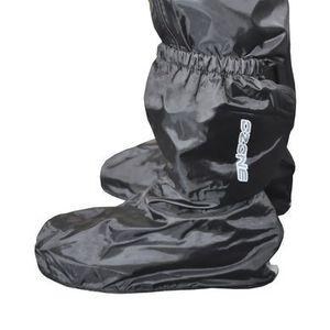 Chrániče proti dažďu na topánky Ozone Steam čierna - 3XL (47-50) vyobraziť